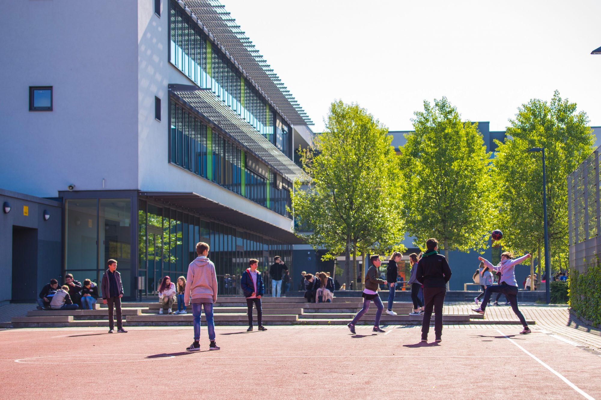 Merkur Gymnasium Karlsruhe